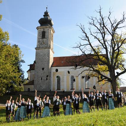 Bezirksmusikfest Unterdarching 2012