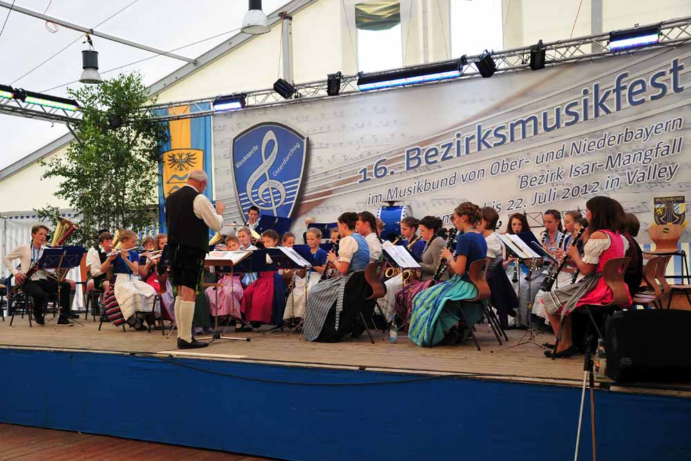 Jugendkapelle Unterdarching