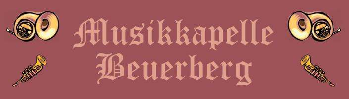 Musikkapelle Beuerberg