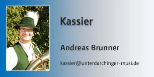 1. Kassier, Andreas Brunner