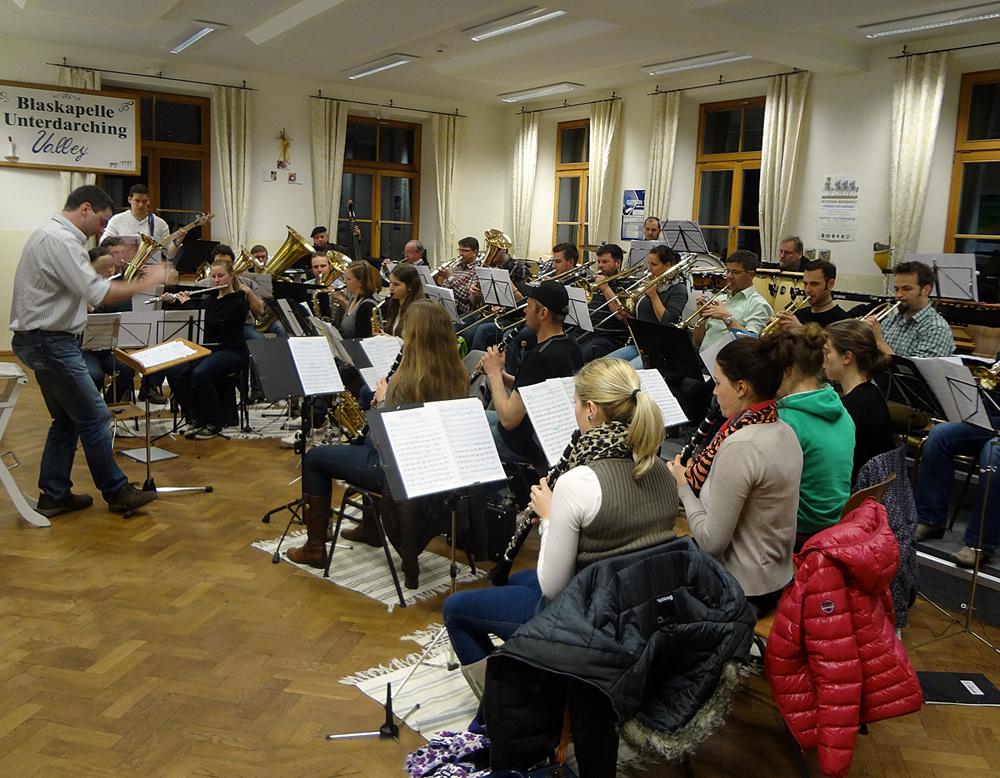 Konzertprobe 2013