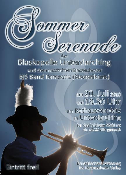 Benefizkonzert - Sommer-Serenade