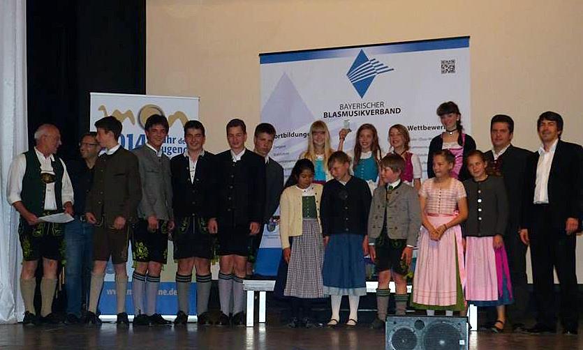 Blaeserklassenwettbewerb_2014