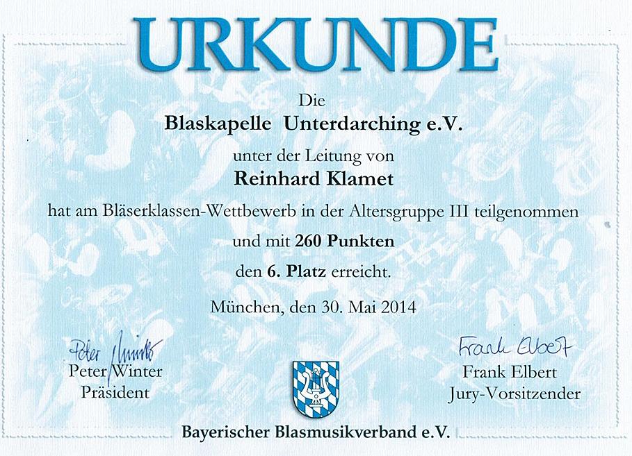 Urkunde_Blaeserklasse_2014