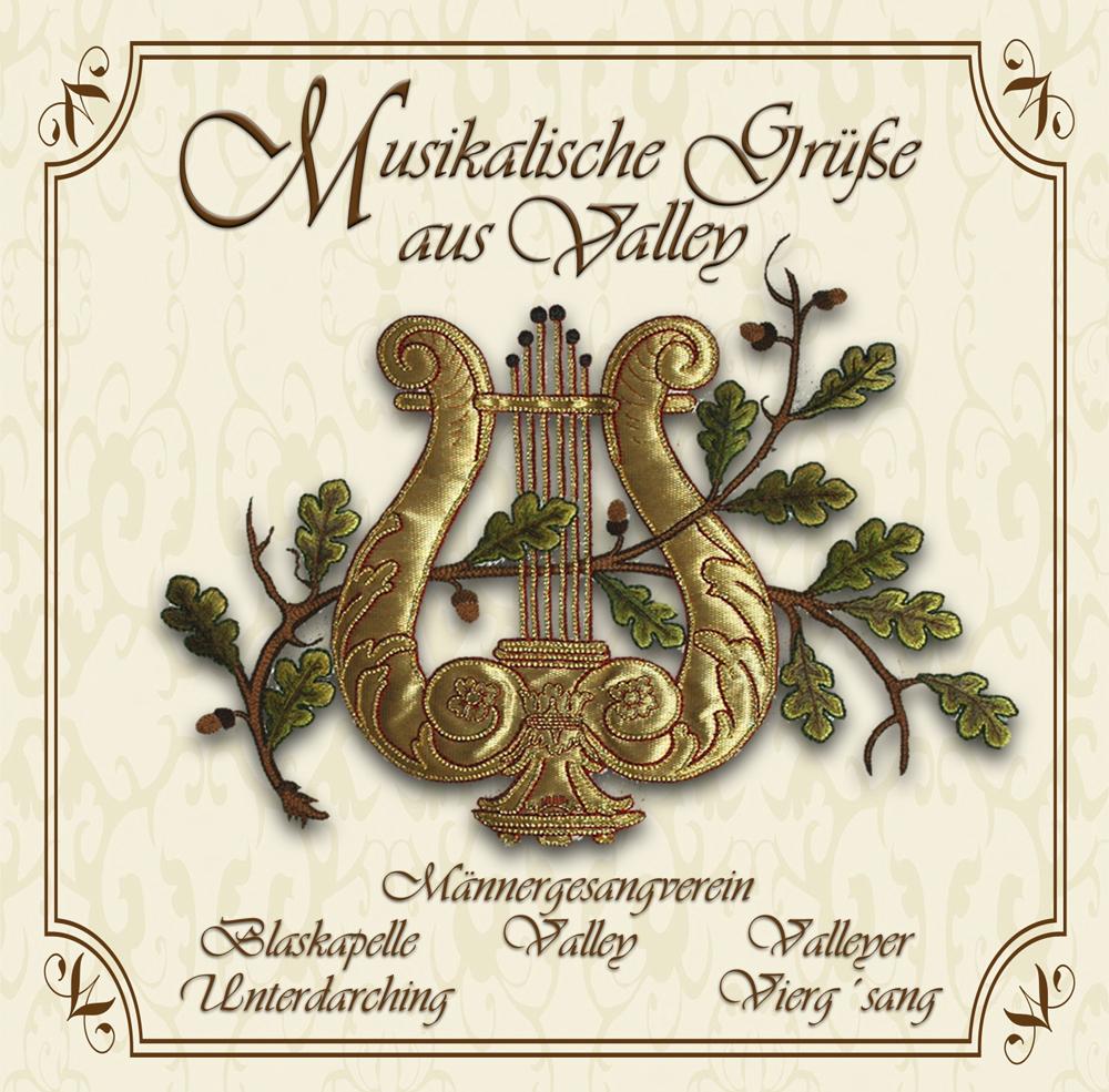 CD-Cover Unterdarchinger Musi