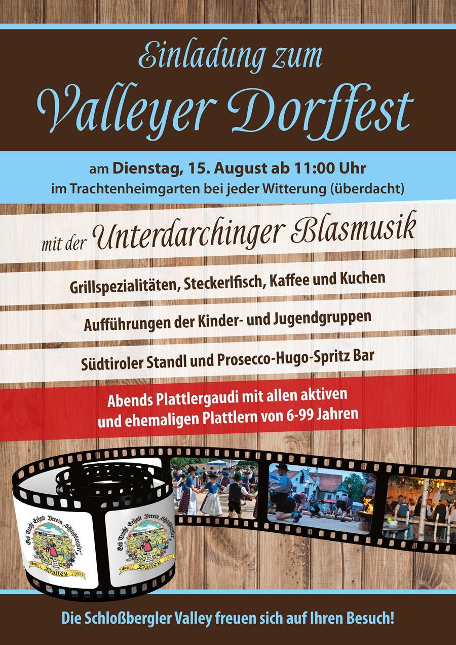 Dorffest Valley - Unterdarchinger Musi