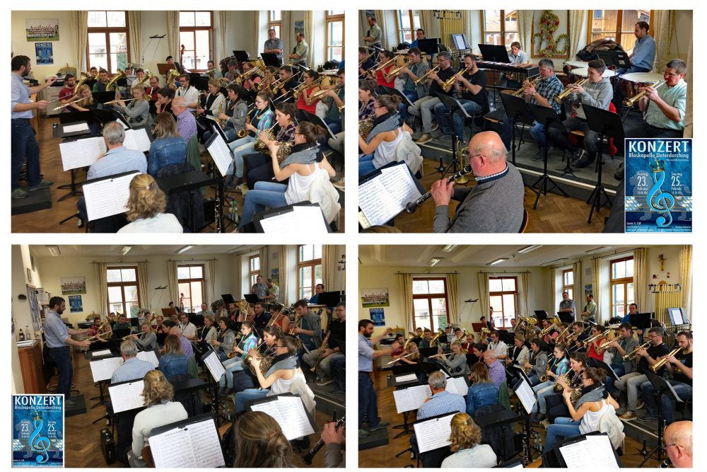 Konzert 2018 - Blaskapelle Unterdarching